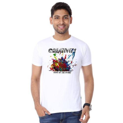 Creativity Tee For Men