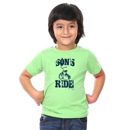 Dads Ride/Sons Ride Tees