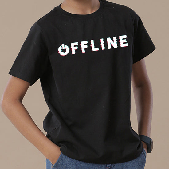 Offline, Matching Family Travel Tees