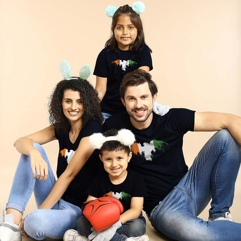 Eagle India Family Tees
