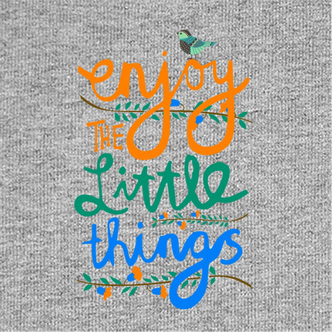 Enjoy The Little Things Tee