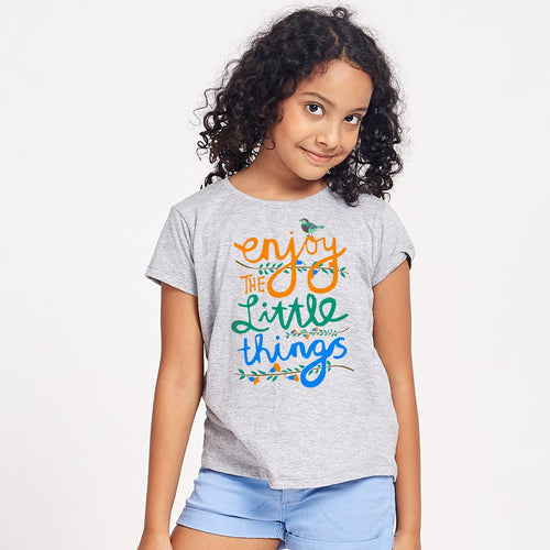 Enjoy Little Things Family Tees