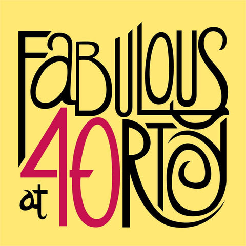 Fabulous At 40rty Tees