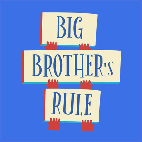 Big Brother's rule/Lil Brother's rule Tees