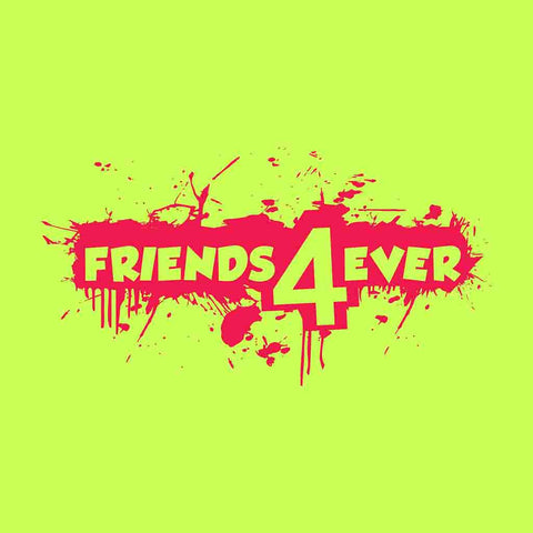 Friends4Ever Bro & Sis Tees