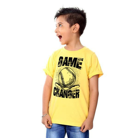 ac19f03bf Game Changer Tees For Boy ...