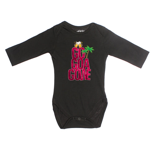 Go Goa Gone, Matching Travel Tees For Infant