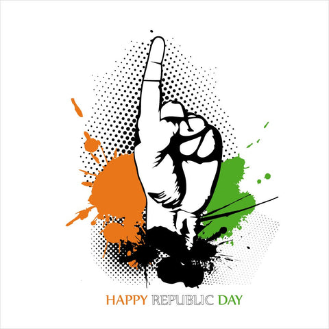 Happy Republic Day Family Tees