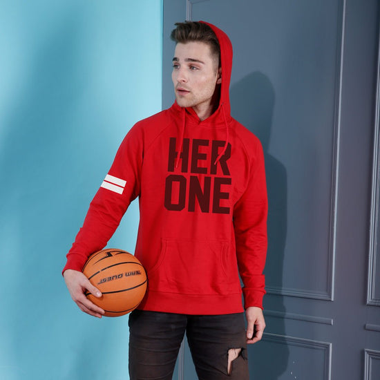 Her One/His Only Hoodies For Men