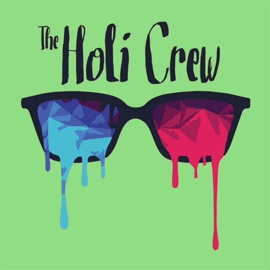 The Holi Crew Family Tees