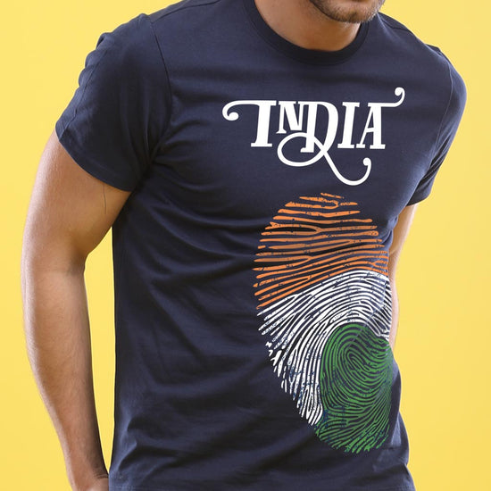 India Thumb, Matching Couple Tees