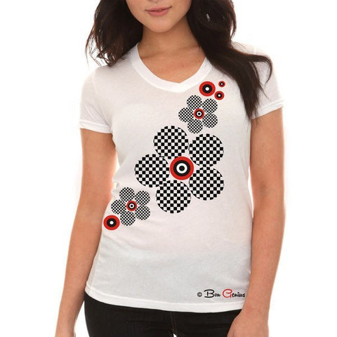 Infant Stimulation Flower Tee