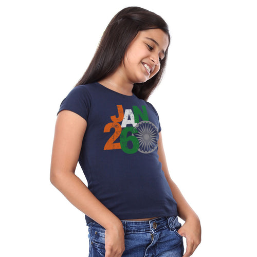 Jan 26 Family Tees for daughter
