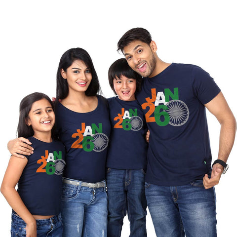Jan 26 Family Tees