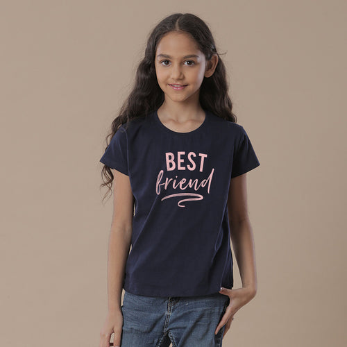 Best Friend, Matching Tees For Daughter