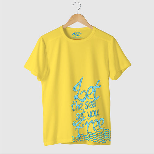 Let The Sea Set You, Matching Travel Tees