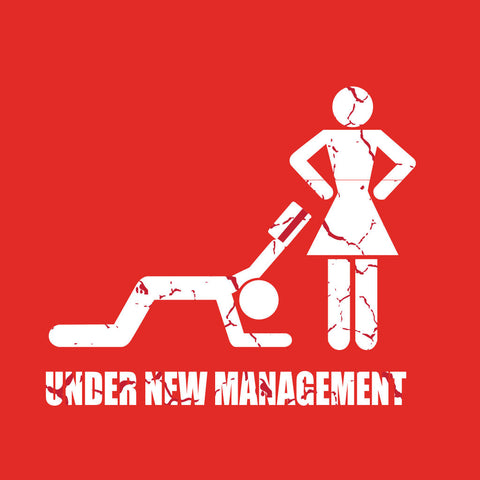 Under New Management Tees