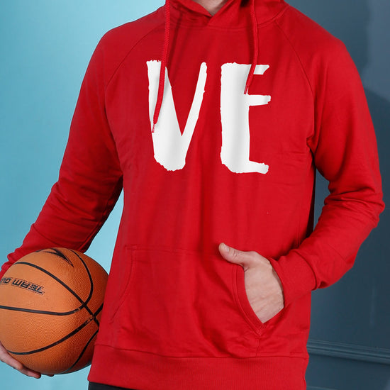 Lo/Ve, Matching Hoodies For Men And Crop Hoodie For Women
