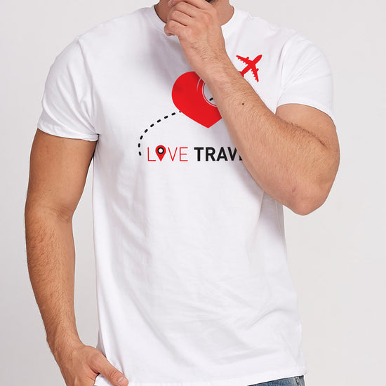 Love Travel Matching Tees For Family