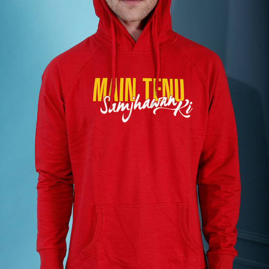 Main Tenu, Matching Hoodies For Couples