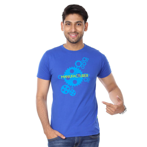 Royal Blue Product, Tee For Men