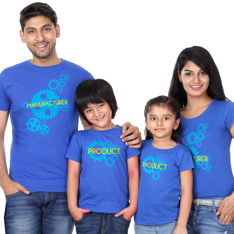 Family Manufacturer Product Tees