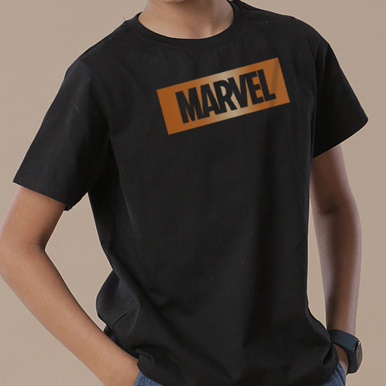 Marvel Fan, Matching Marvel Tees For Dad And Son