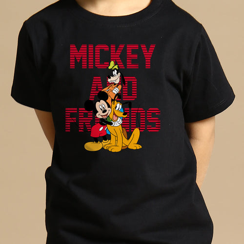 Mickey & Friends, Disney Kids Tees