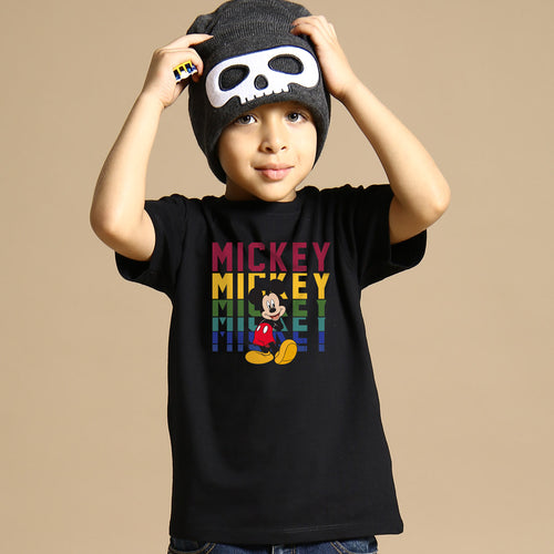Multi-Mickey, Disney Kids Tees