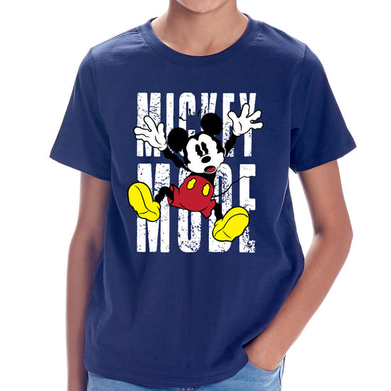 Mickey Mode, Tee For Boys