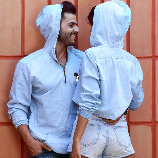 Disney Lovers, Matching Disney Jackets For Couples