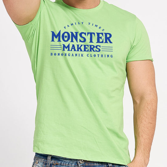 Monster Makers, Matching Family Tees