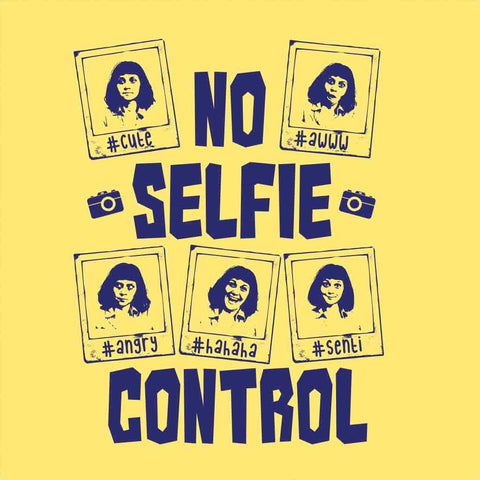 No selfie control Bodysuit and Tees