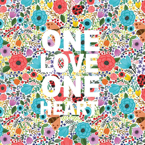 One Heart / One Love,  Couple  Mobile Cases