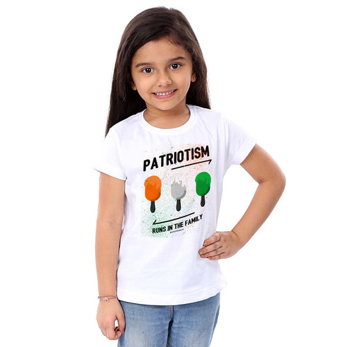 Patriotism Runs in the Family Tees