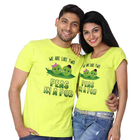 Two Peas in a Pod Combo Tee