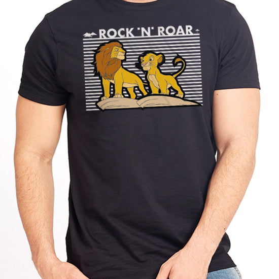 The Lion King: Rock And Roar, Disney Tees For Dad And Son