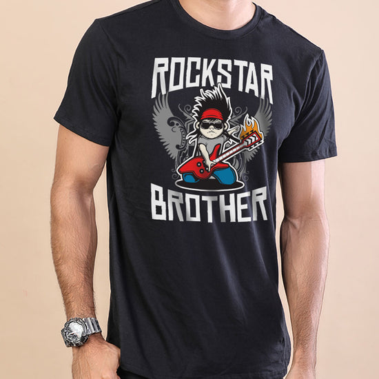 Rockstar Brother Tees