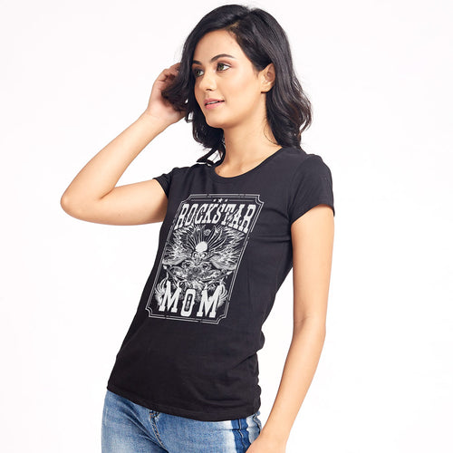 Rockstar Family Tees For Mother