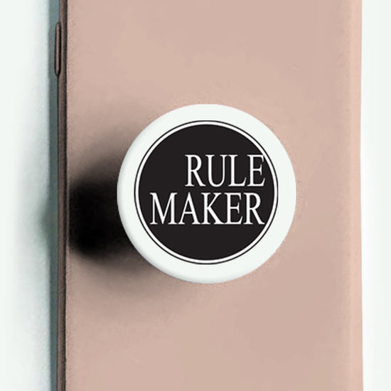 Rule Maker / Rule Breaker, Couple Pop Grips