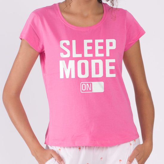Sleep Mode On, Matching Sleepwear For Mother And Daughter
