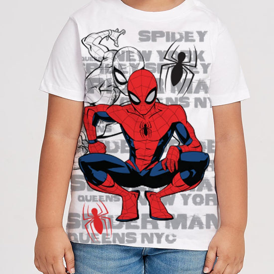 Spidey, Matching Tees For Dad And Sons