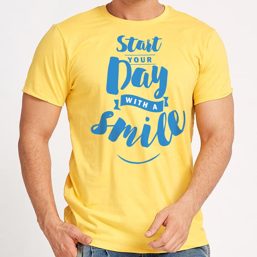 Start Your Day, Matching Family Tees