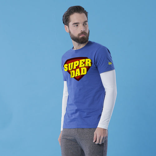 Superman, Dad & Daughter Marvel Matching Tees
