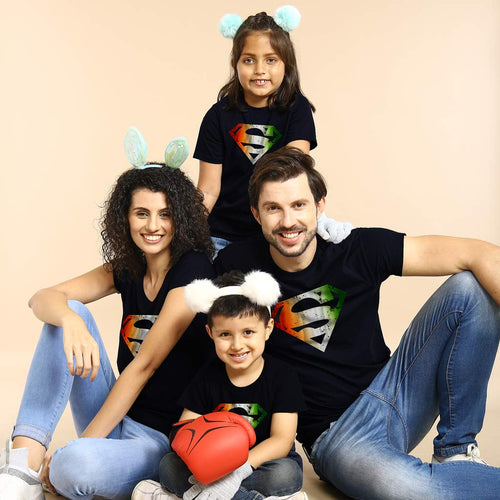 Super India Family Tees
