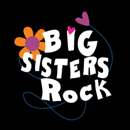 Big/Lil Sisters Rock Tees