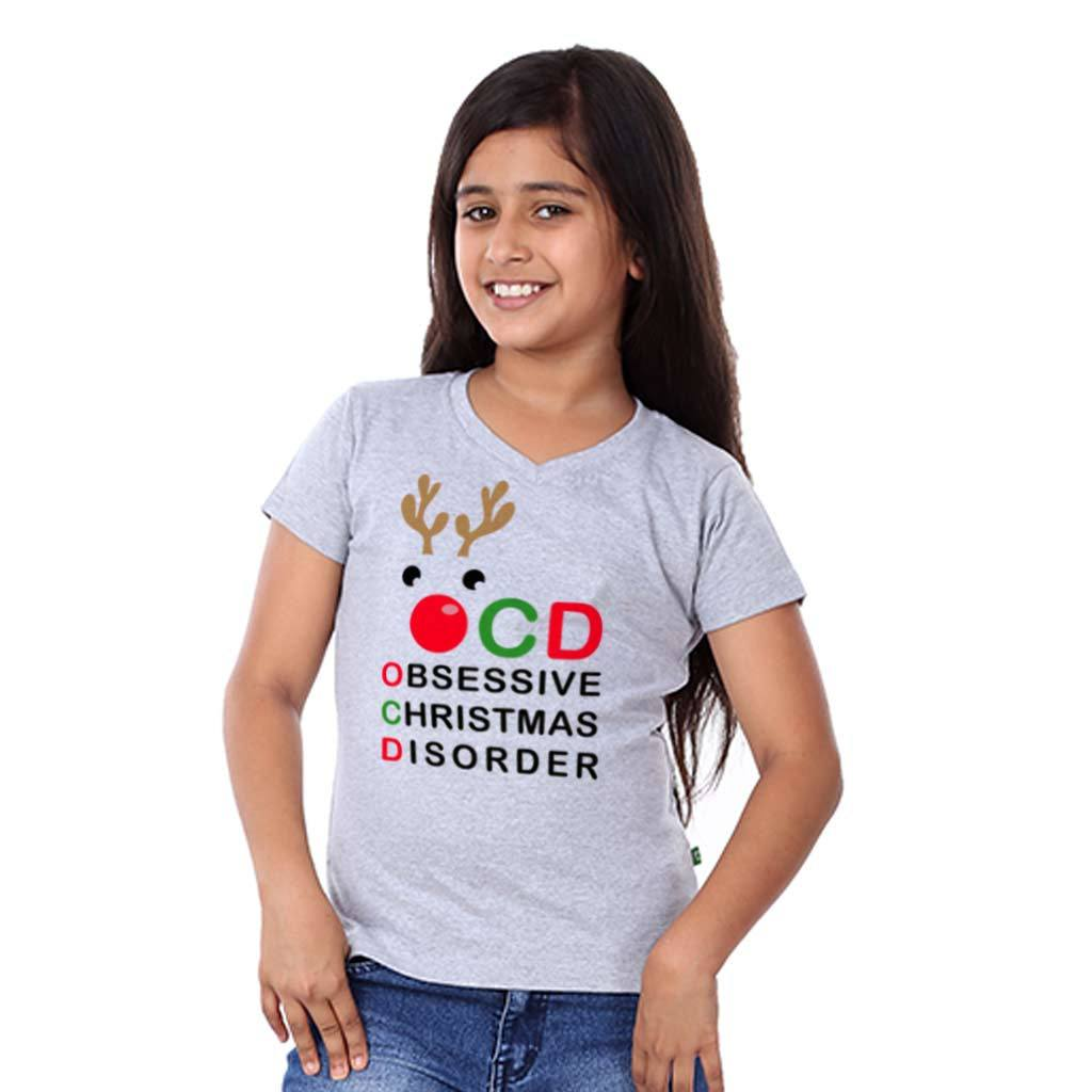 Obsessive Christmas Disorder Tees