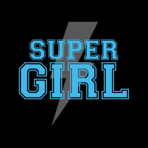 Super Girl/Super dad Bodysuit and Tees