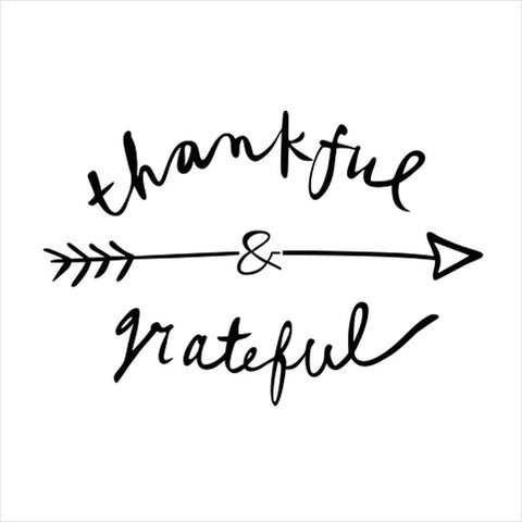 Thankful & Grateful Tees
