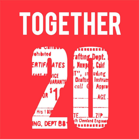 Together Since 2017 Tees